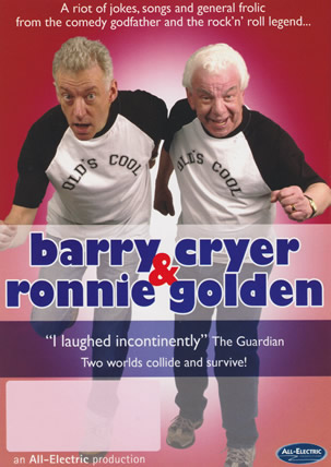 Barry Cryer & Ronnie Golden