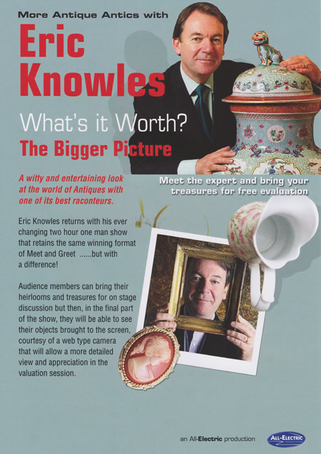 Eric Knowles - What's it Worth
