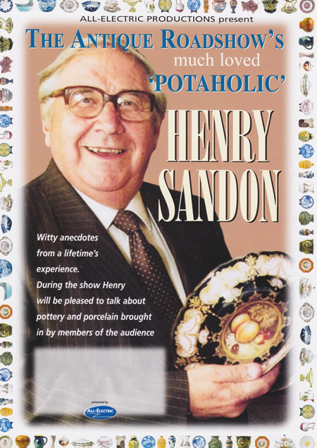 Henry Sandon - Potaholic