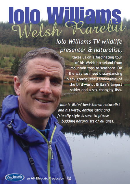 Iolo Williams - Welsh Rarebit