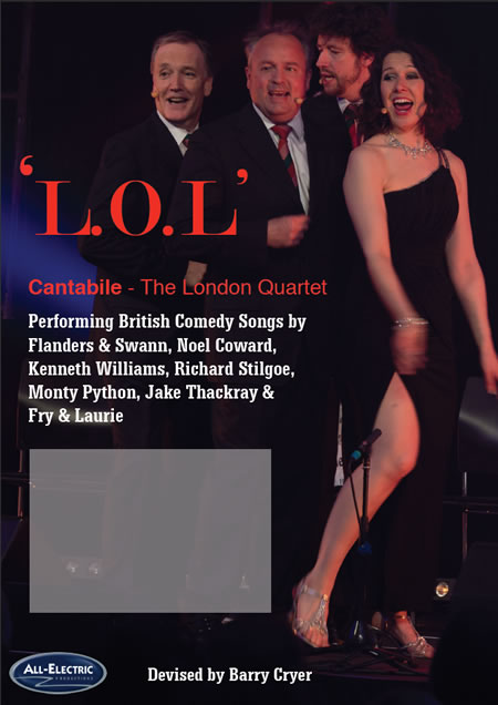 LOL - Cantabile. the London Quartet