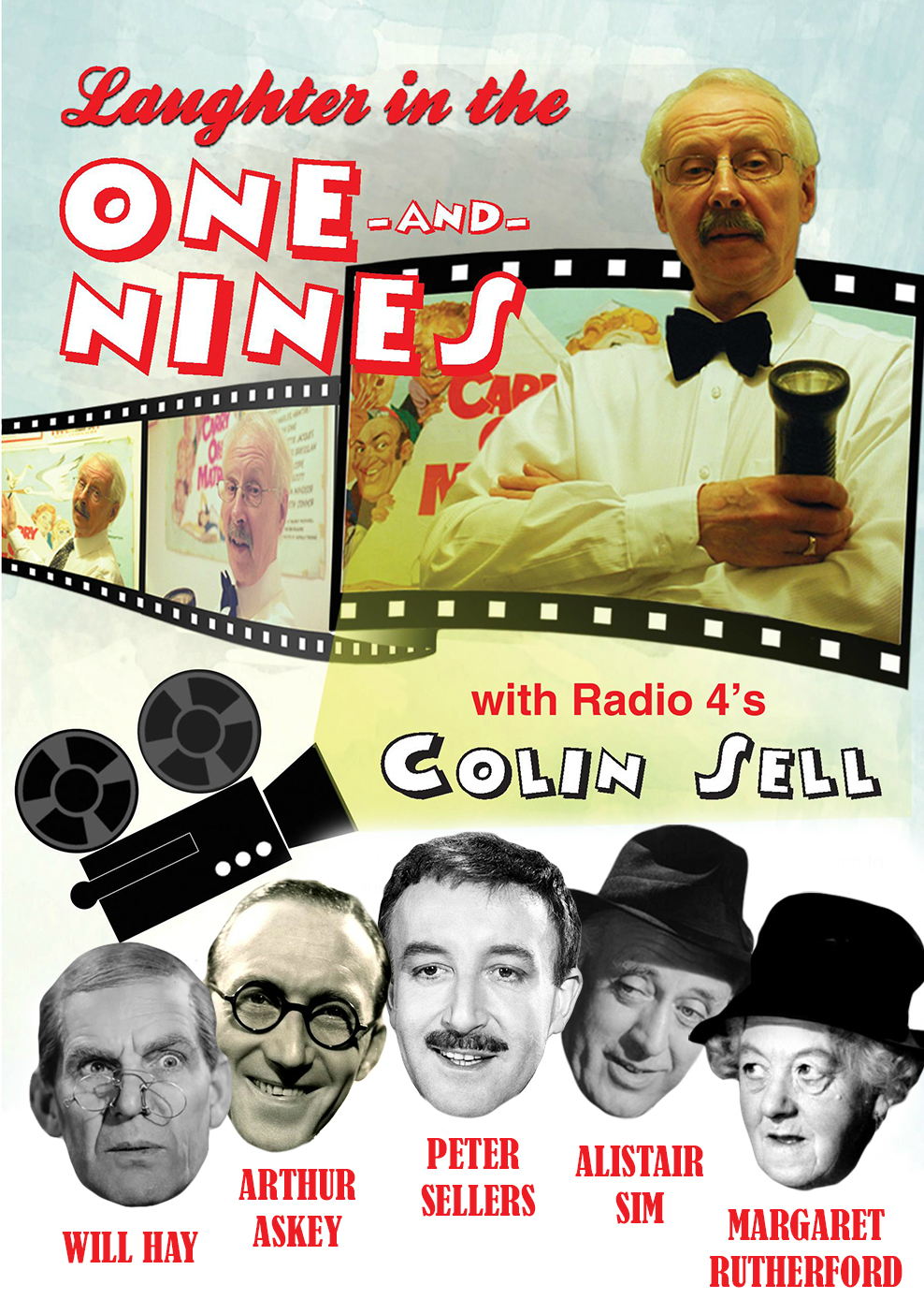 Laughter in the One and Nines with Colin Sell