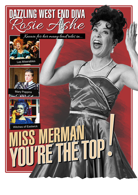 Miss Merman You're the Tops