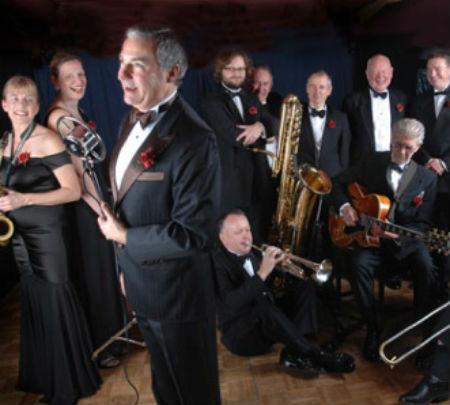 Tuxedo Jazz Orchestra