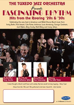 The Tuxedo Jazz Orchestra