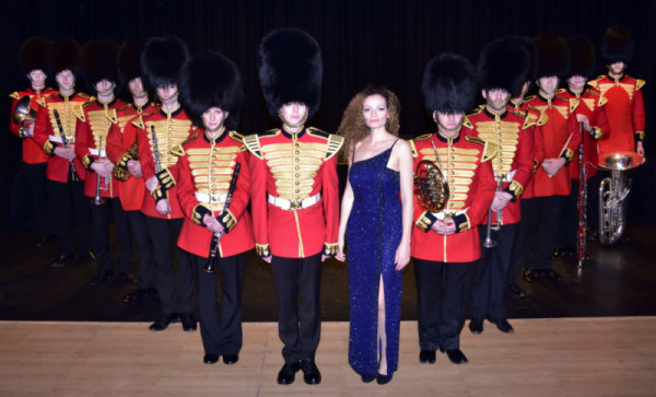 The London Military Band with guest vocalist Emily Dankworth