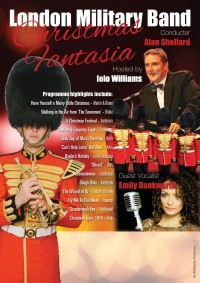 London Military Band Christmas Fantasia with Iolo WIlliams