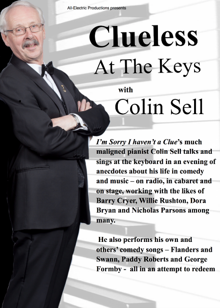Colin Sell - Clueless at the Keys