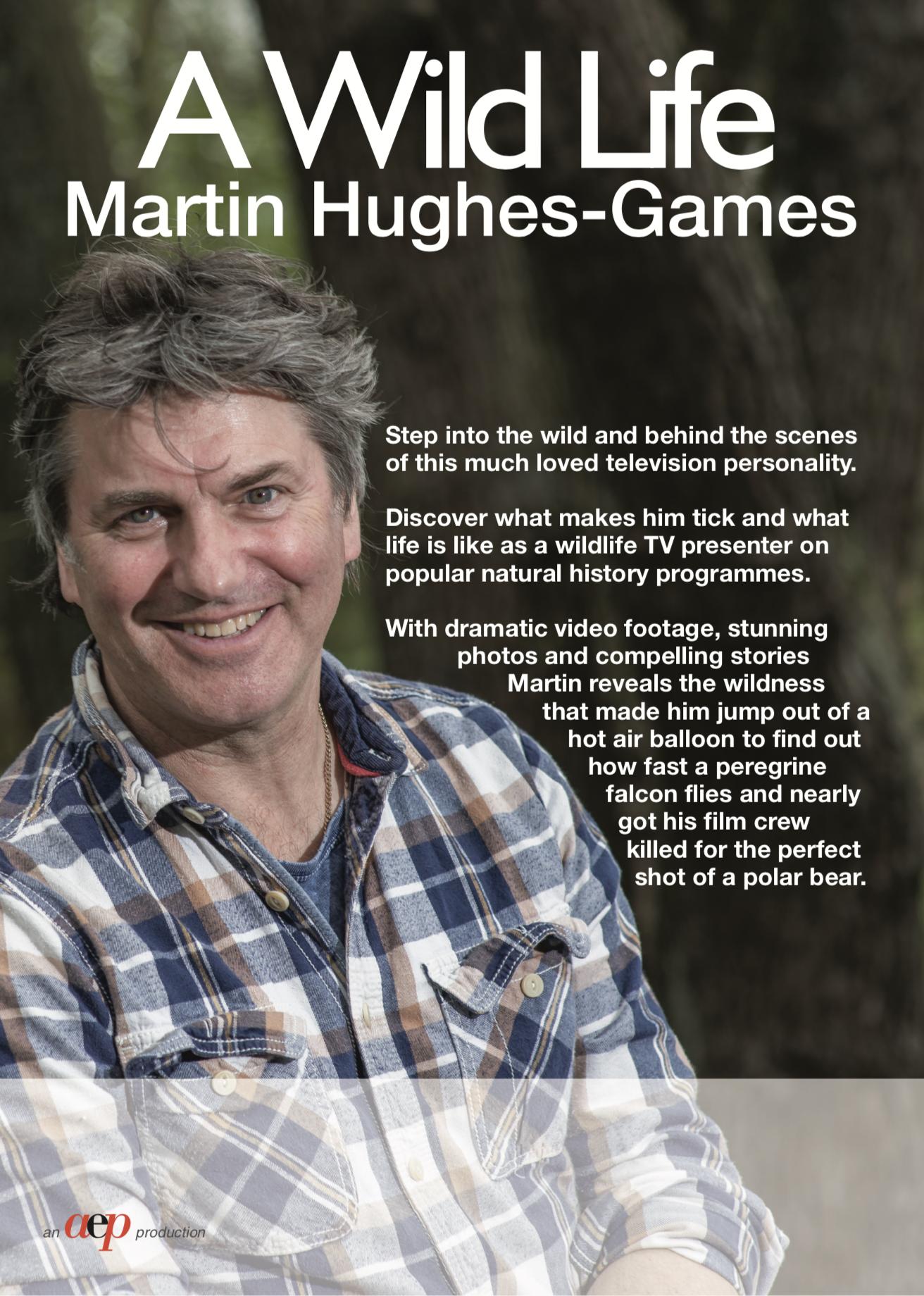 Martin Hughes-Games