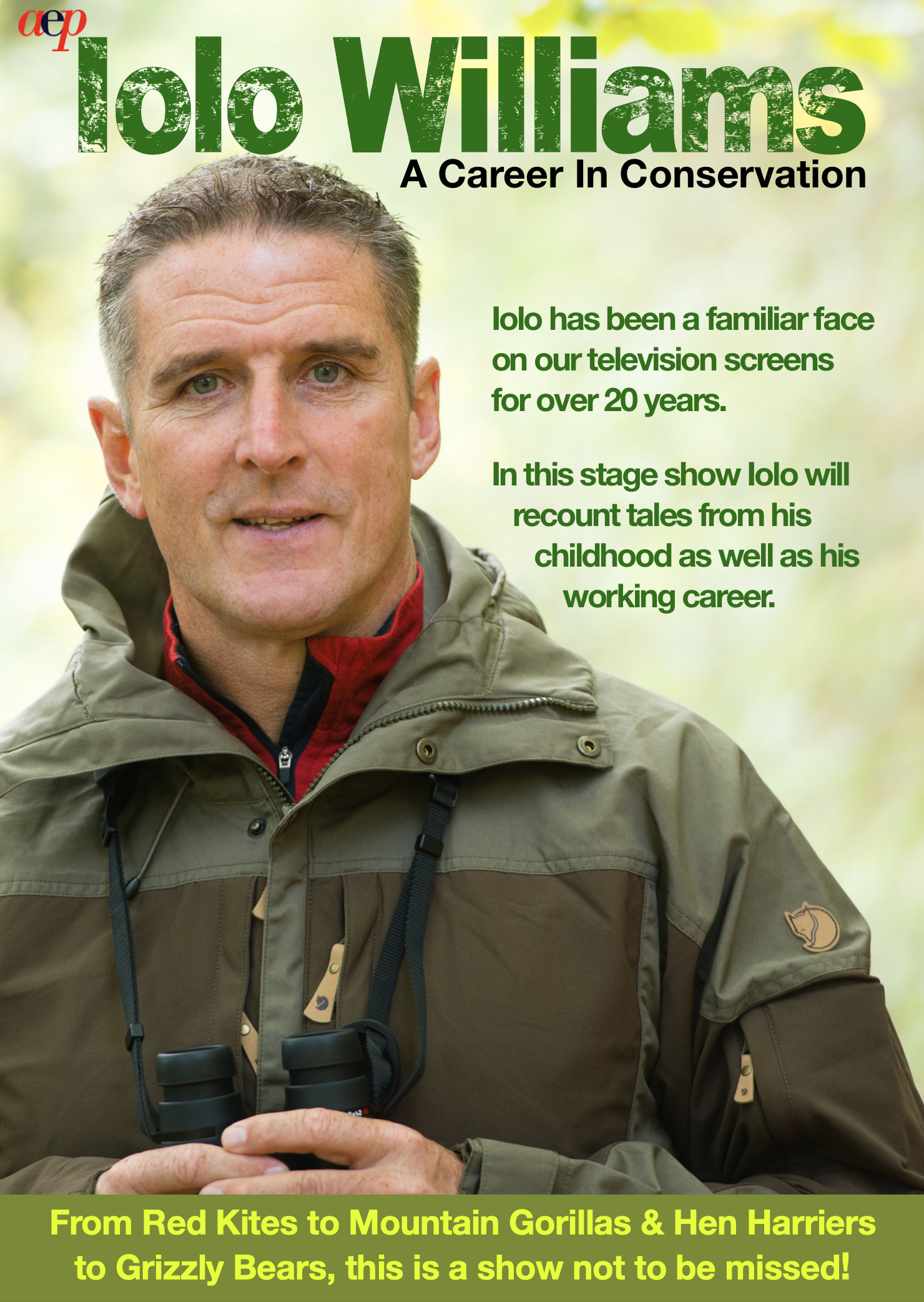 Iolo Williams - A career in Conservation