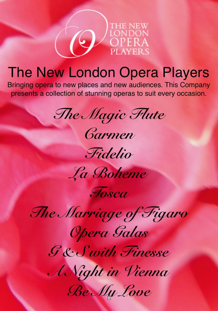 The New London Opera Players