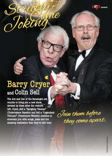 Barry Cryer and Colin Sell